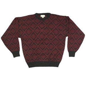 Hunt Club vintage sweater